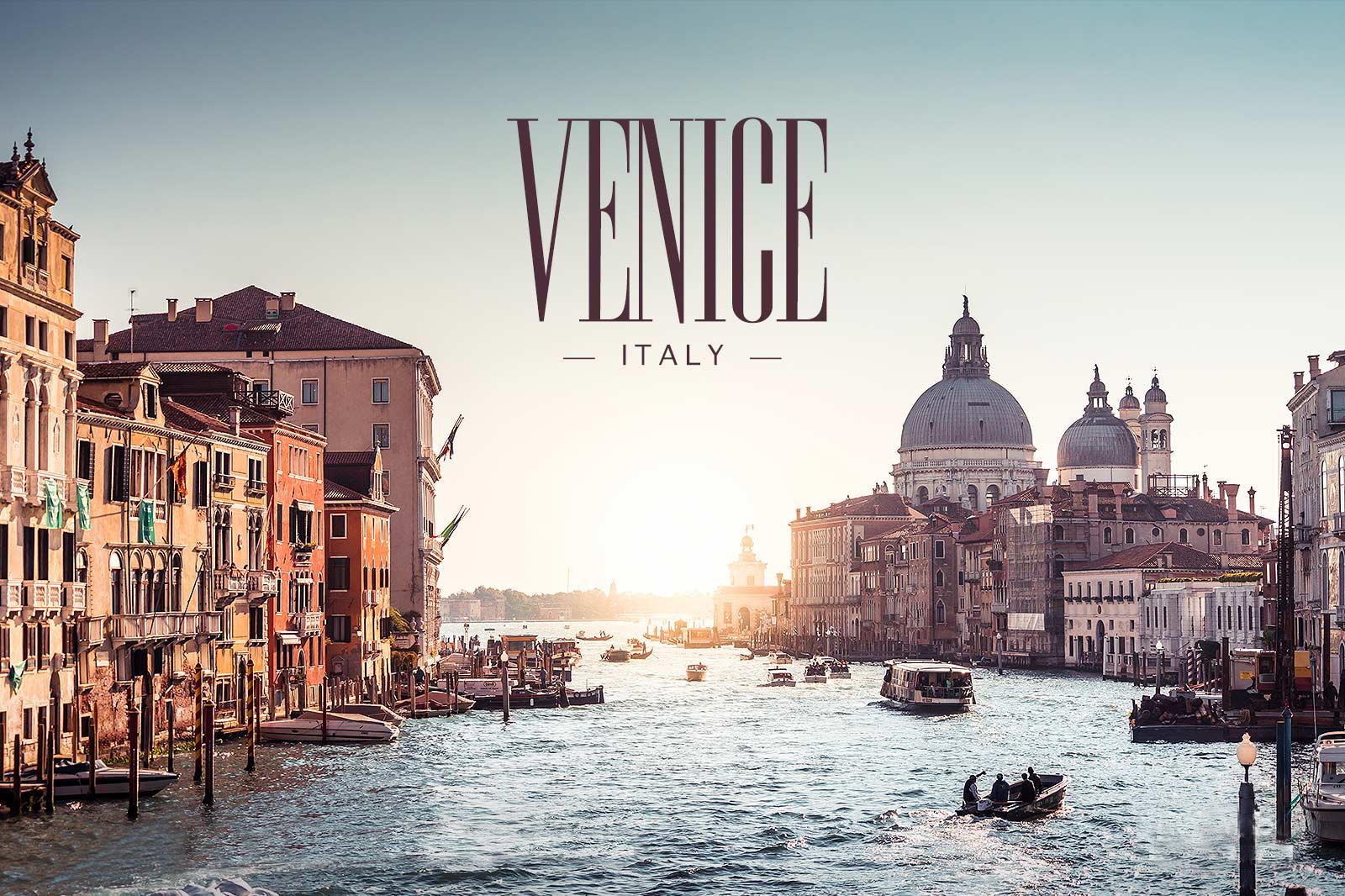 Венеция, город каналов