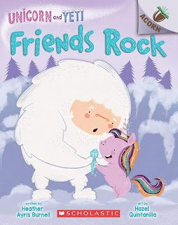 Unicorn and Yeti: Friends Rock