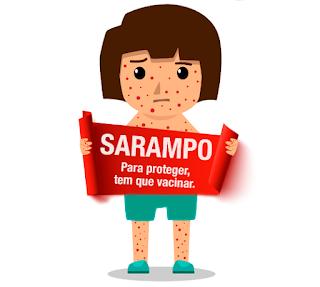 Registro-SP confirma primeiro caso de sarampo