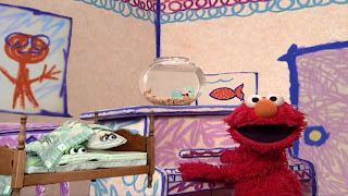Sesame Street Elmo's World Sleep song