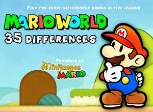 Diferencias de Mario Bros
