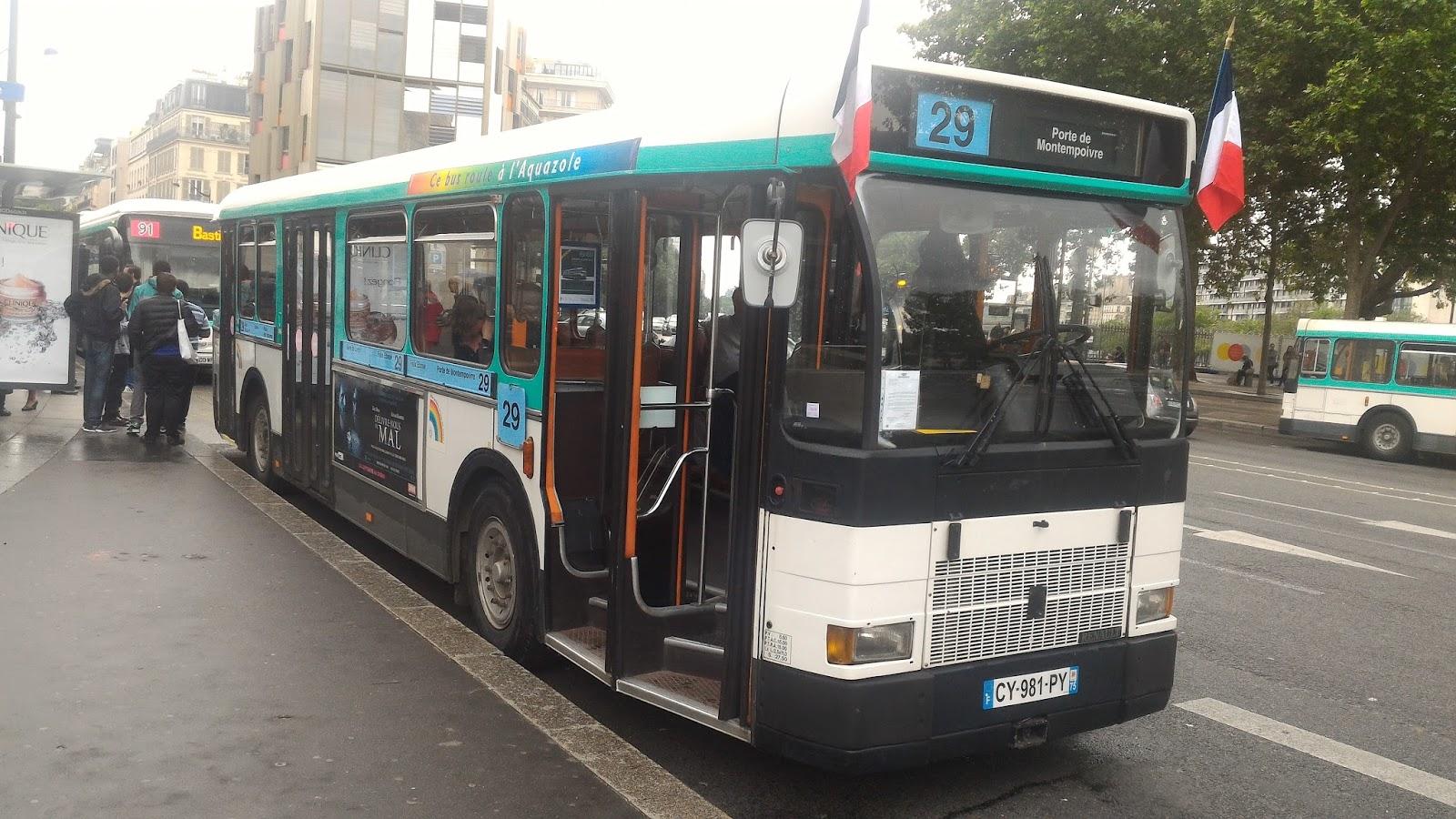 la ligne de bus ratp 27 quais de seine ivry re oit enfin ses ivecobus urbanway 18 hybride. Black Bedroom Furniture Sets. Home Design Ideas