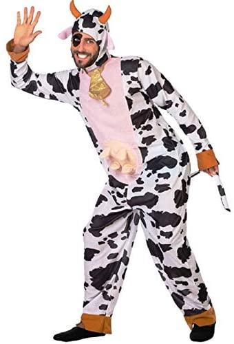 disfraz - vaca - adulto - hombre - mujer - vacaslecheras.net