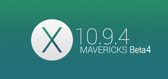 Download OS X 10.9.4 Beta 4 (13E25) Mavericks .DMG File via Direct Links