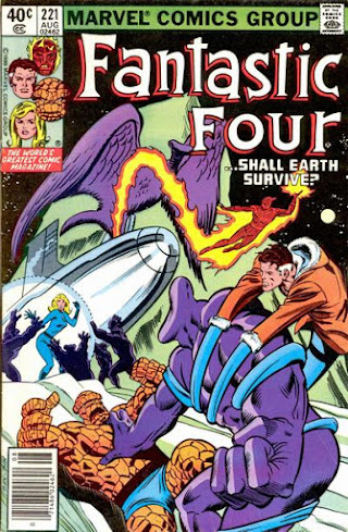 Fantastic Four #221