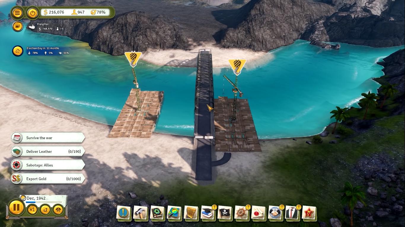 Tropico 1 download full version free full