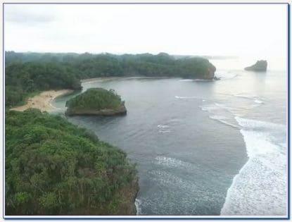 Rute Pantai Pulodoro Malang Selatan