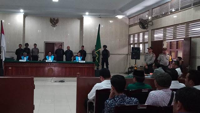 HOT NEWS - PTTUN Tolak Gugatan JR Saragih, Harapan Menuju Pilgubsu Pupus