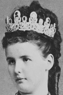Princess Marie of Württemberg's Pink Topaz Parure Tiara