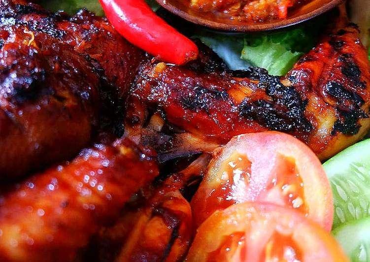 Resep Memasak Ayam bakar Enak