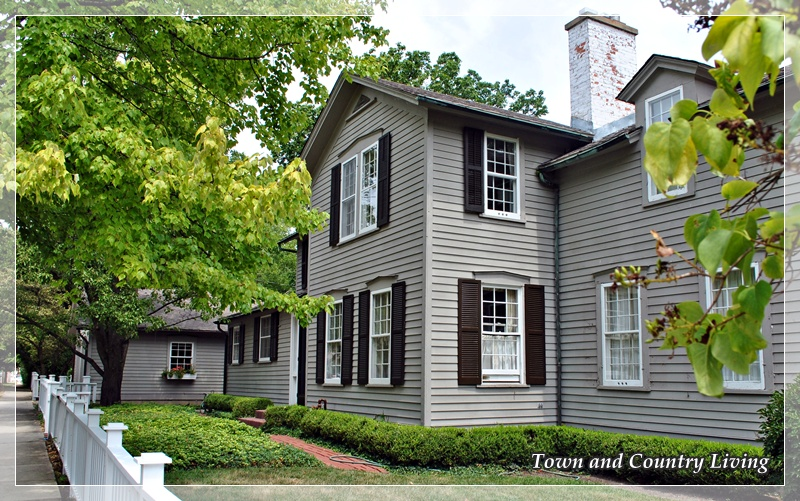 Running Down River Lane - Town & Country Living