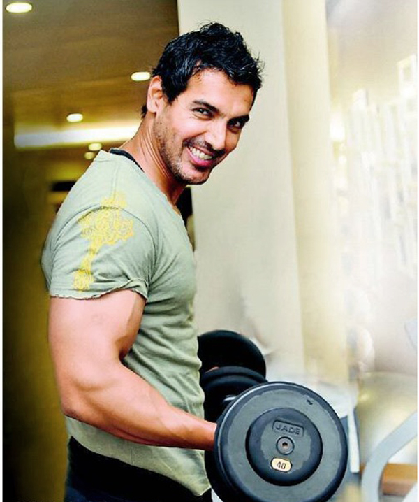 John Abraham Body Workout And Diet - Top Ten Indian ...