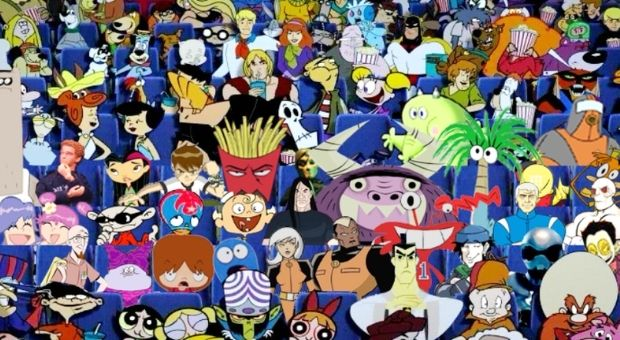 Cover Records - Saturday Morning: Cartoon's Greatest Hits - Vários Artistas [1995]