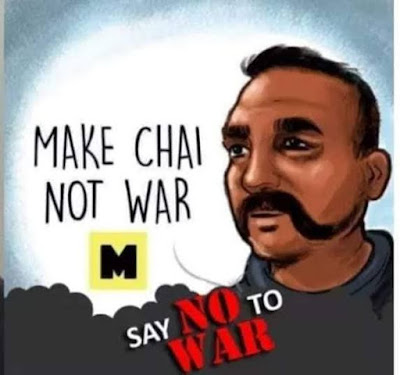 Abhinandan Dp for Whatsapp