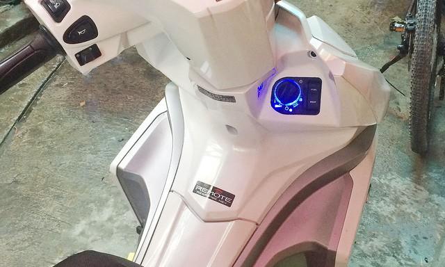 Độ khoá thông minh cho xe máy để chống trộm: Nên hay không?