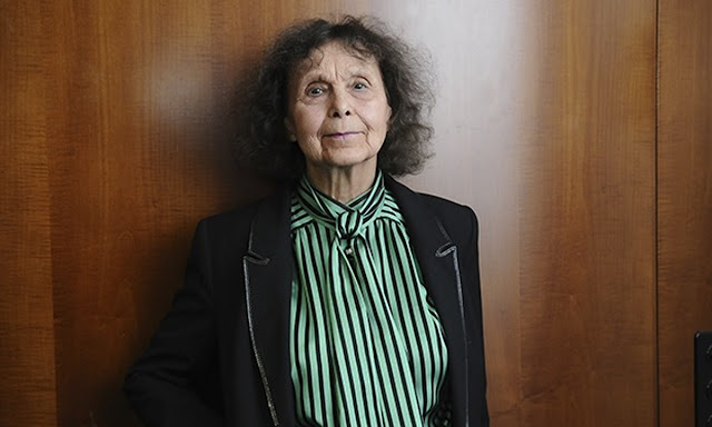 Hier is Sofia Gubaidulina