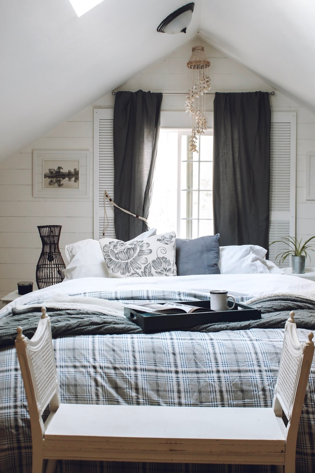 Ditching My Bed and Other Bedroom Changes