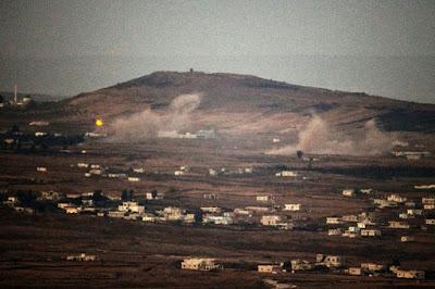 Un missile israélien abat une