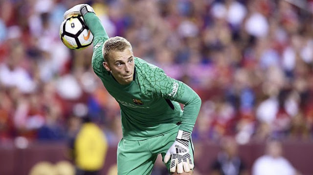 Semifinal Leg II Copa del Rey - Real Madrid Vs Barcelona Jadi El Clasico Terakhir Jasper Cillessen?