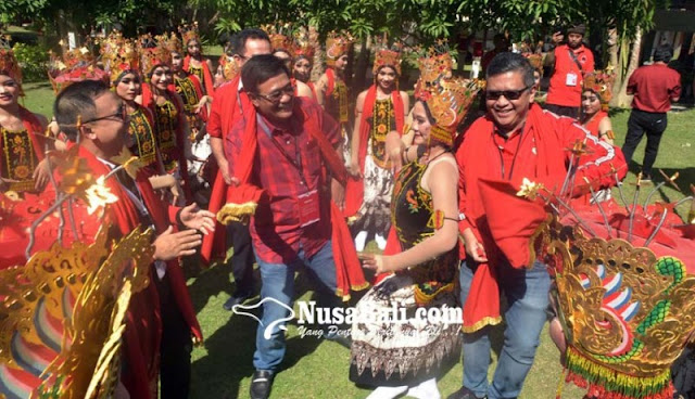 PDIP Polisikan Akun Twitter yang Sebut Kongres Untungkan PSK Bali