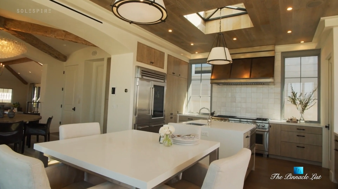 33 Interior Design Photos vs. Tour 220 8th St, Manhattan Beach, CA Luxury Home