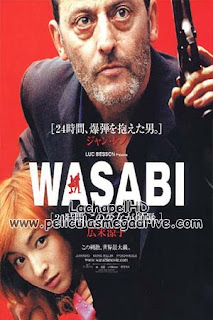 Wasabi [2001] HD 1080P  latino – francés[Google Drive] LachapelHD