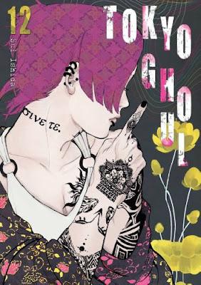 Sui Ishida - Tokyo Ghoul t.12