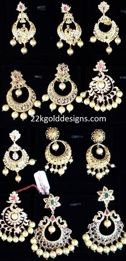 Latest Pachi Chandbali Designs Publish