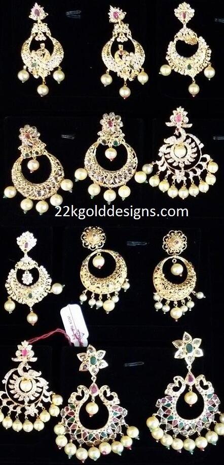 Latest Pachi Chandbali Designs Publish