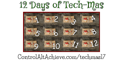 The 12 Days of Tech-Mas 2017