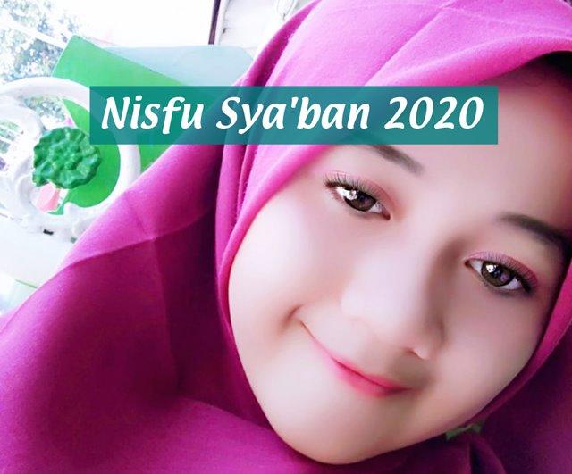 Nisfu Sya ban - Bunga Najwa
