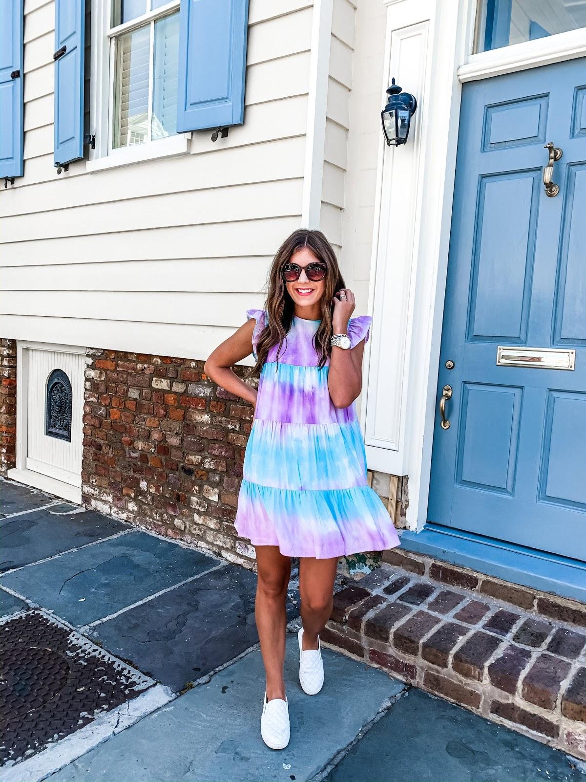 Tie Dye Pieces I Love - Chasing Cinderella