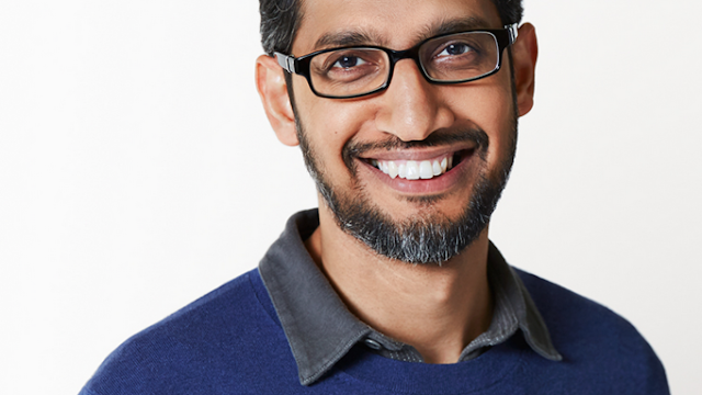 Sundar Pichai biography wiki, net salary, job, bio data and more
