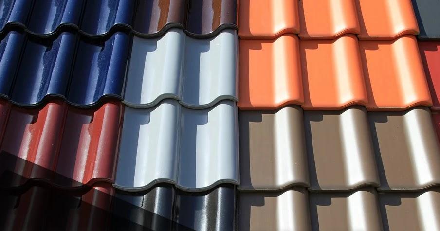 Memilih Warna Atap Genteng Rumah Minimalis - Rancangan Desain Rumah  Minimalis