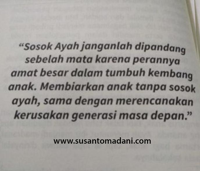 Guru Blogger Medan | Susanto Madani : Buku fatherman