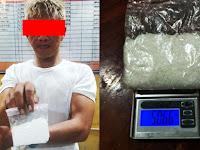 Keren, Polres Pangkep Berhasil Amankan Pelaku Pengedar Narkoba Asal Sukabumi