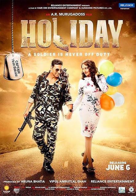 Holiday 2014 Hindi 720p BluRay 1.2GB AC3 5.1