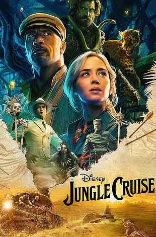 Jungle Cruise 2021 Full Movie download In Hindi 300MB