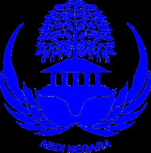 Logo KORPRI vector png biru - kanalmu