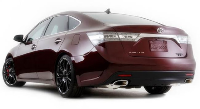 2019 Toyota Avalon Redesign, Price, Release