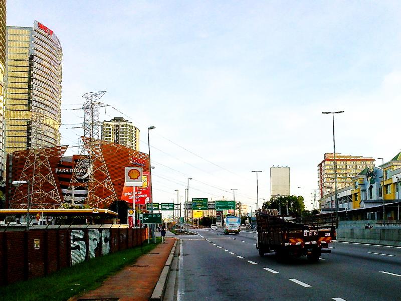 City Edge Sunrise 01