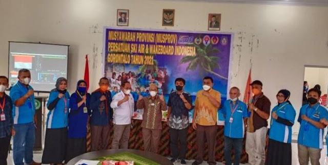 PSAWI Gorontalo Dipimpin Indra Yasin