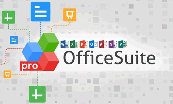 OfficeSuite Pro + PDF v10.10.22885 [Paid]