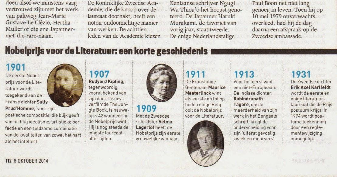 Leesportfolio Nederlands Literatuuractua