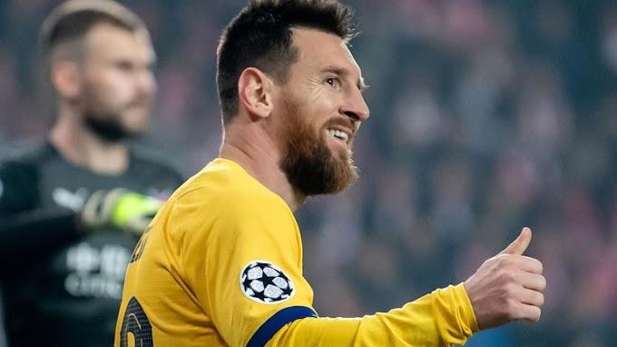 Lionel Messi reaches another scoring milestone but still barcelona got defeat