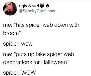 Halloween Meme by @2spoopymemes4u on Instagram