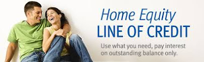 Home Equity Credit Line, Home Equity Line