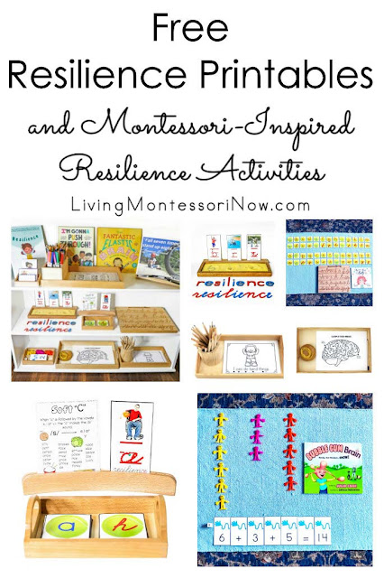 Montessori-Inspired Resilience Activities Using Free Printables