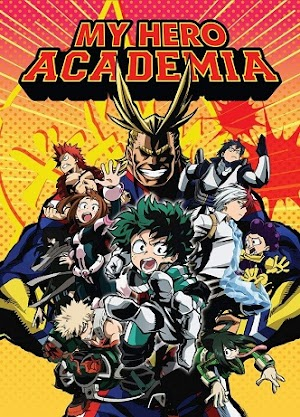 Boku no Hero Academia [13/13] [720p] [Sub Español] [Mega]