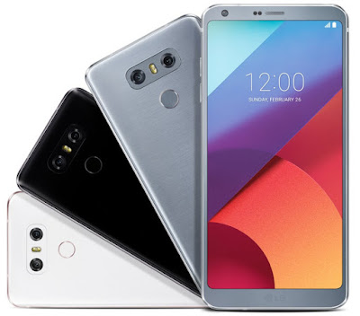 LG g6 three color